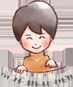 森下慈子のキャラクターイラスト