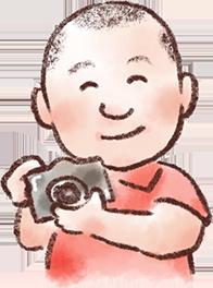 森下昭博のキャラクターイラスト